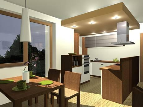 Kuchyně do tvaru u s oknem