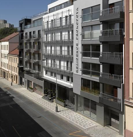 Rezidence Prokopova - bytový dům