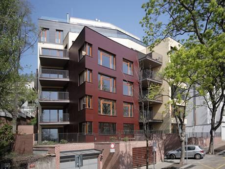Bytový dům U Plátenice - činžovní vila