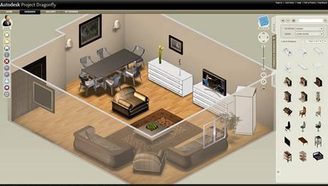 Pokoj ve 3 D