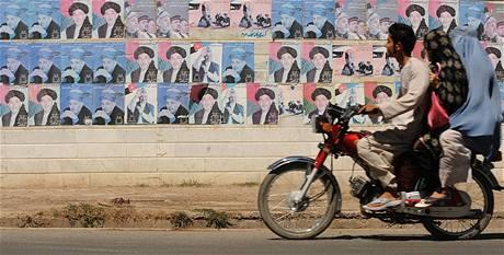Prezidentskými volbami žije celý Afghánistán