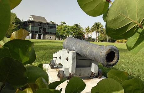 Pedro Castle - nejstarší budova na Kajmanských ostrovech