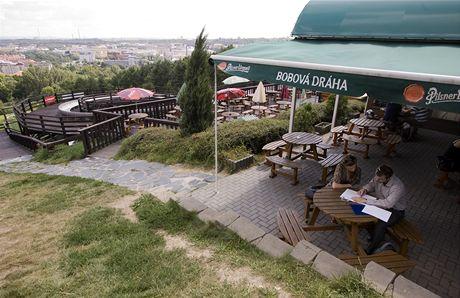 Restaurace U bobovky na pražském Proseku