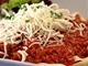 Tagliatelle s boloňskou omáčkou - menu v restauraci Boulevard