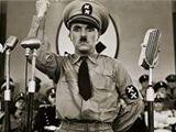 Charlie Chaplin ve filmu Diktátor