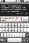 HTC Magic - SMS