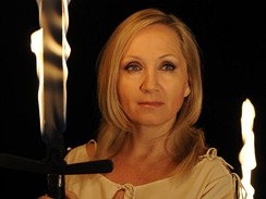 Bára Basiková - nová Johanka z Arku