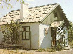 Gagarinův domek na Bajkonuru