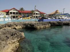 Kajmanské ostrovy, centrum George Town