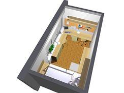Jak zařídit ideální dětský pokoj pro dva školáky. Dvě varianty řešení