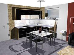 Jak zařídit obývací kuchyni a neudělat chybu. Tři varianty řešení