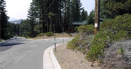 Místo, kde byla před 18 lety unesena Jaycee Dugardová (27. srpna 2009)