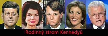 Rodinný strom Kennedyů
