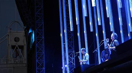 Radiohead v Praze