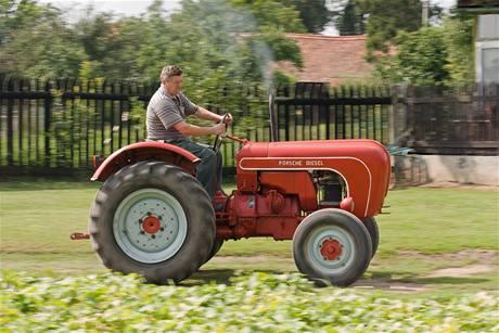 Traktor Porsche Diesel Standard