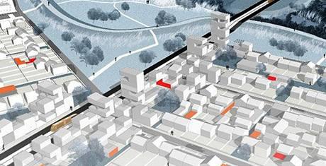 Návrhy plánů na rozvoj Peříže.