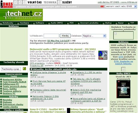 Internetový archiv archive.org III.