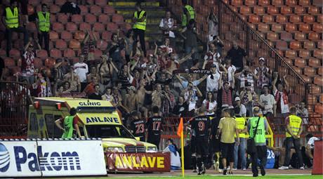 Slavia: fanoušci