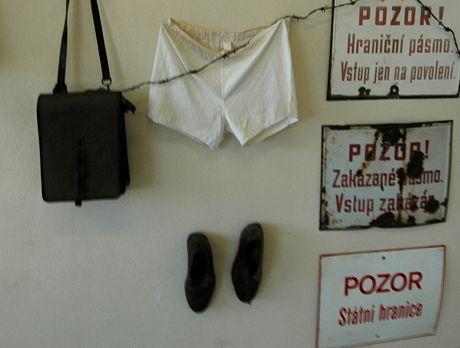 Muzeum železné opony na Šumavě