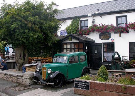 Irsko, nejvýše položený stylový bar v Irsku