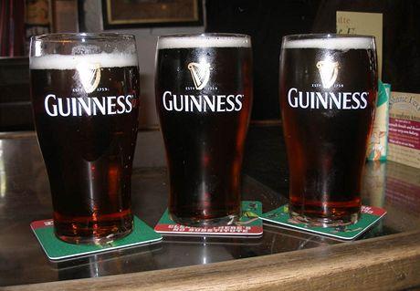 Irsko a Guiness patří k sobě