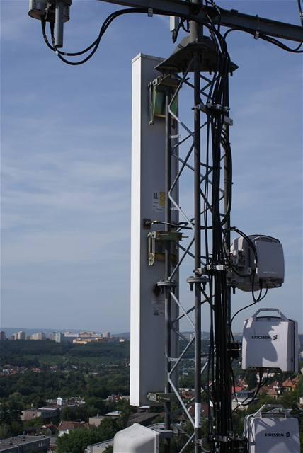 Anténa sítě CDMA