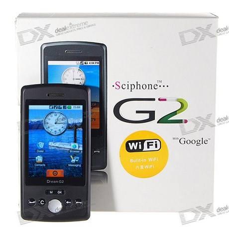 SciPhone Dream G2