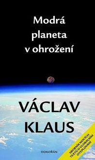 Obálka nové knihy Václava Klause.
