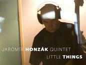 Jaromír Honzák Quintet: Little things; obal CD