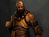 Diablo 3 - mnich