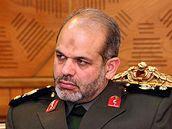 Ahmad Vahídí má být ministrem obrany v Ahmadínažádově vládě