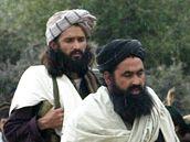 Bývalý šéf Talibanu Baitulláh Mahsúd
