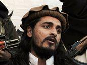 Nový šéf pákistánského Talibanu Hakimulláh Mahsúd