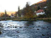 Vranov nad Dyjí - rybářské etudy pro celou rodinu.