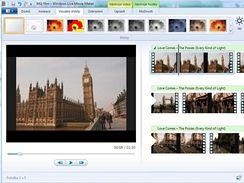 Nový Windows Live Movie Maker