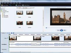 Původní Windows Movie Maker