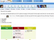 """Google Wave - na hlasování a přehled účasti si vývojáři napsali jednoduchý """"Yes/No/Maybe"""" gadget"""