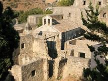 Řecko, Kréta. Klášter Preveli