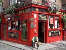 Irsko, Dublin Temple Bar