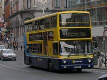 Irsko, dublinské double deckery