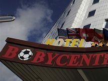 Hotel Bobycentrum buduje největší kasino ve střední Evropě.