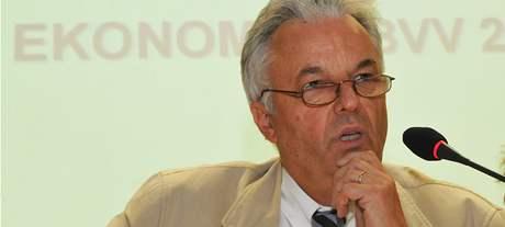 Herbert Vogt, předseda představenstva Veletrhů Brno a. s.
