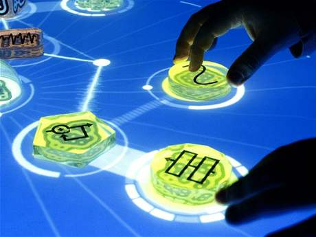 multitouch 3D?