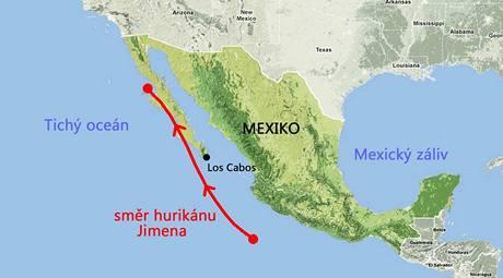 Hurikán Jimena