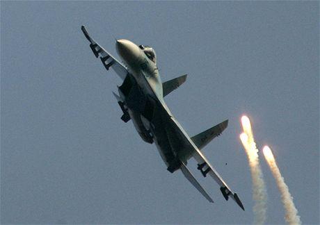 Havárie letounu Su-27 na letecké show v polské Radomi (30. srpna 2009)