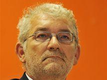 Egbert F. Zündorf. ekonomický náměstek Veletrhů Brno