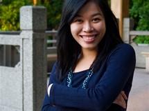 Česko-vietnamská spisovatelka Lan Pham Thi