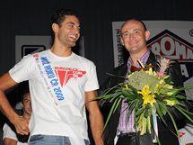 Muž roku ČR 2009 Martin Zach a David Novotný
