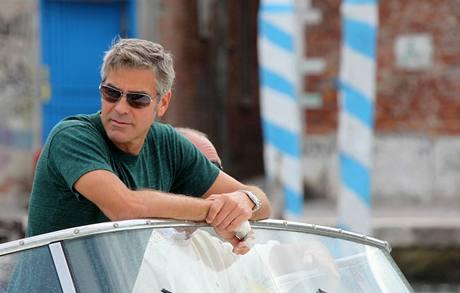 Filmový festival v Benátkách 2009 - pravidelný host George Clooney