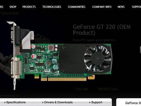 GeForce GT220